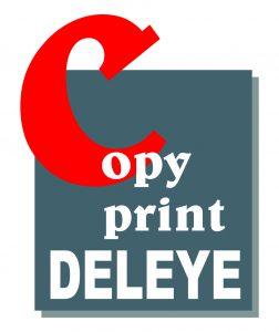 logo sponsor Copy print Deleye